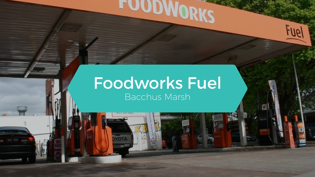 PictureFuel and Retail Foodworks Fuel, Bacchus Marsh