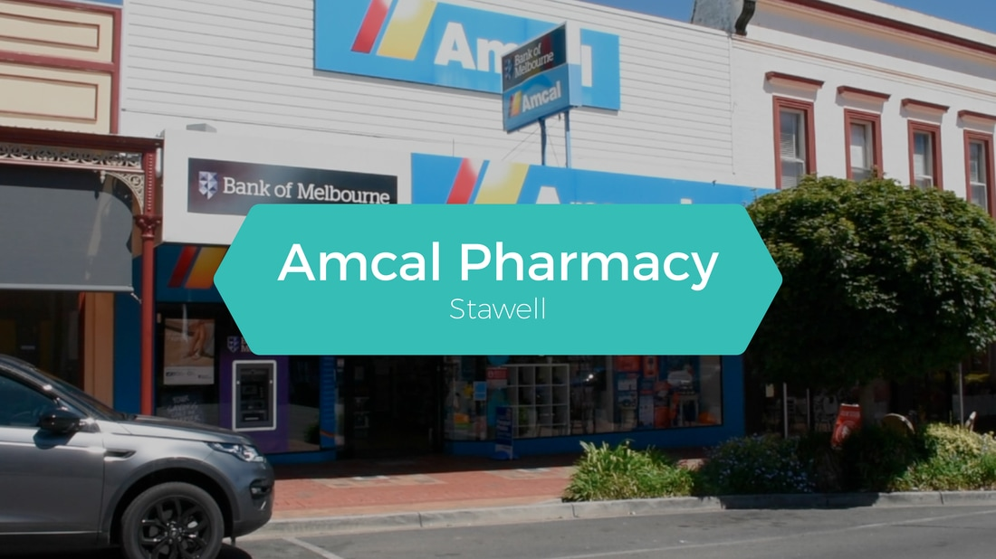 Healthcare Amcal Pharmacy, Stawell