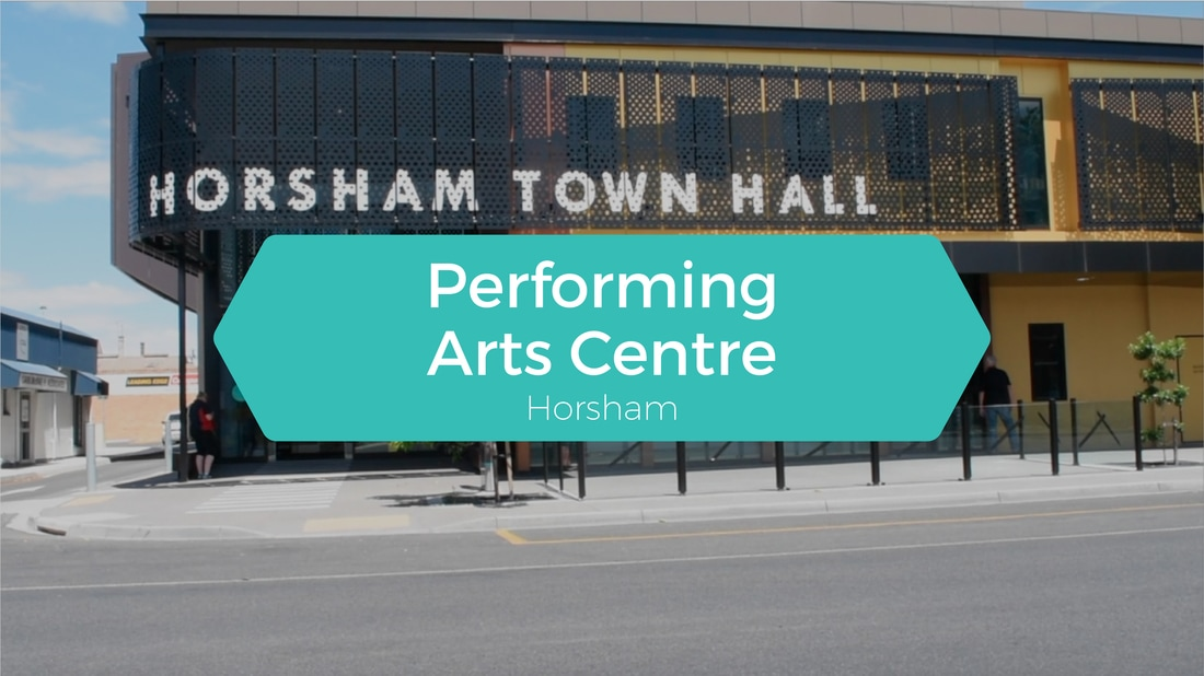 Entertainment Performing Arts Centre, Horsham