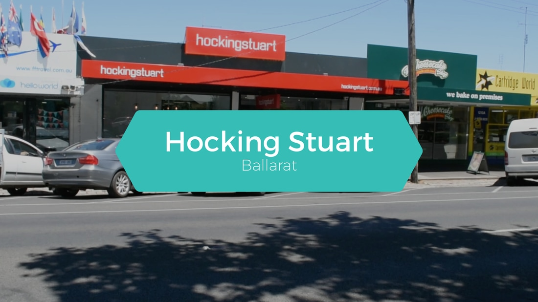 Professional Services Hocking Stuart, Ballarat
